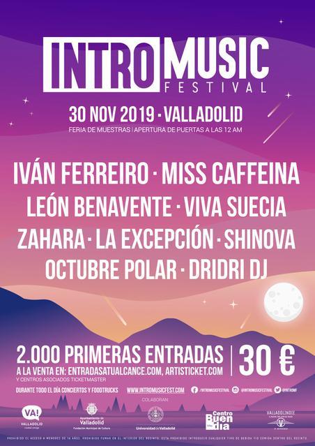 Cartel Intro Music Festival 2019