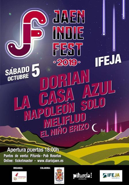 Jaén Indie Fest