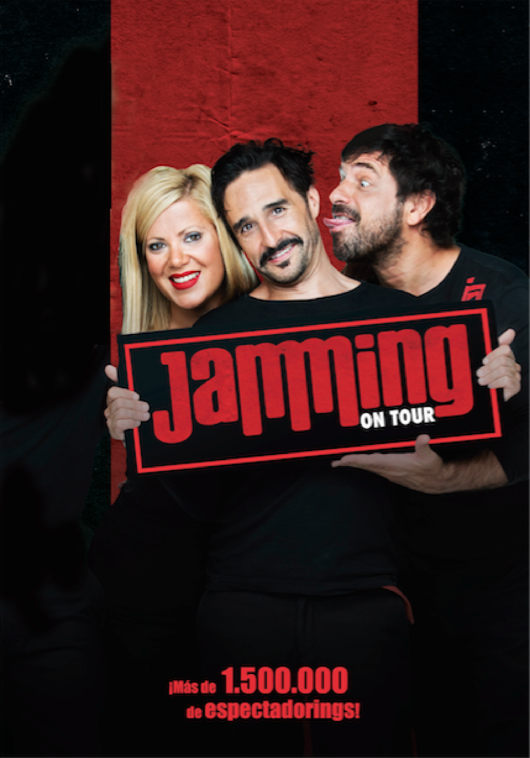 Jamming en Almería
