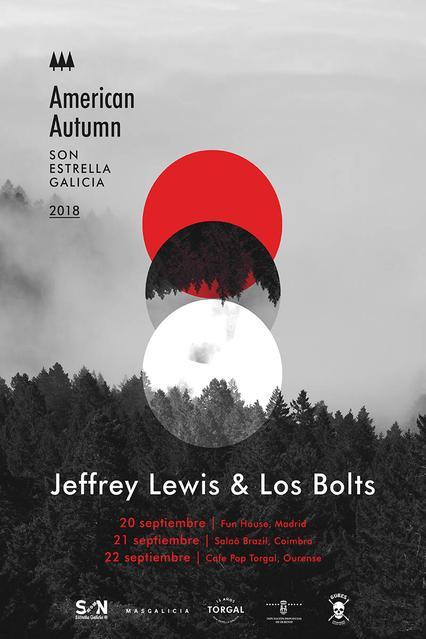 Cartel Jeffrey Lewis & Los Bolts