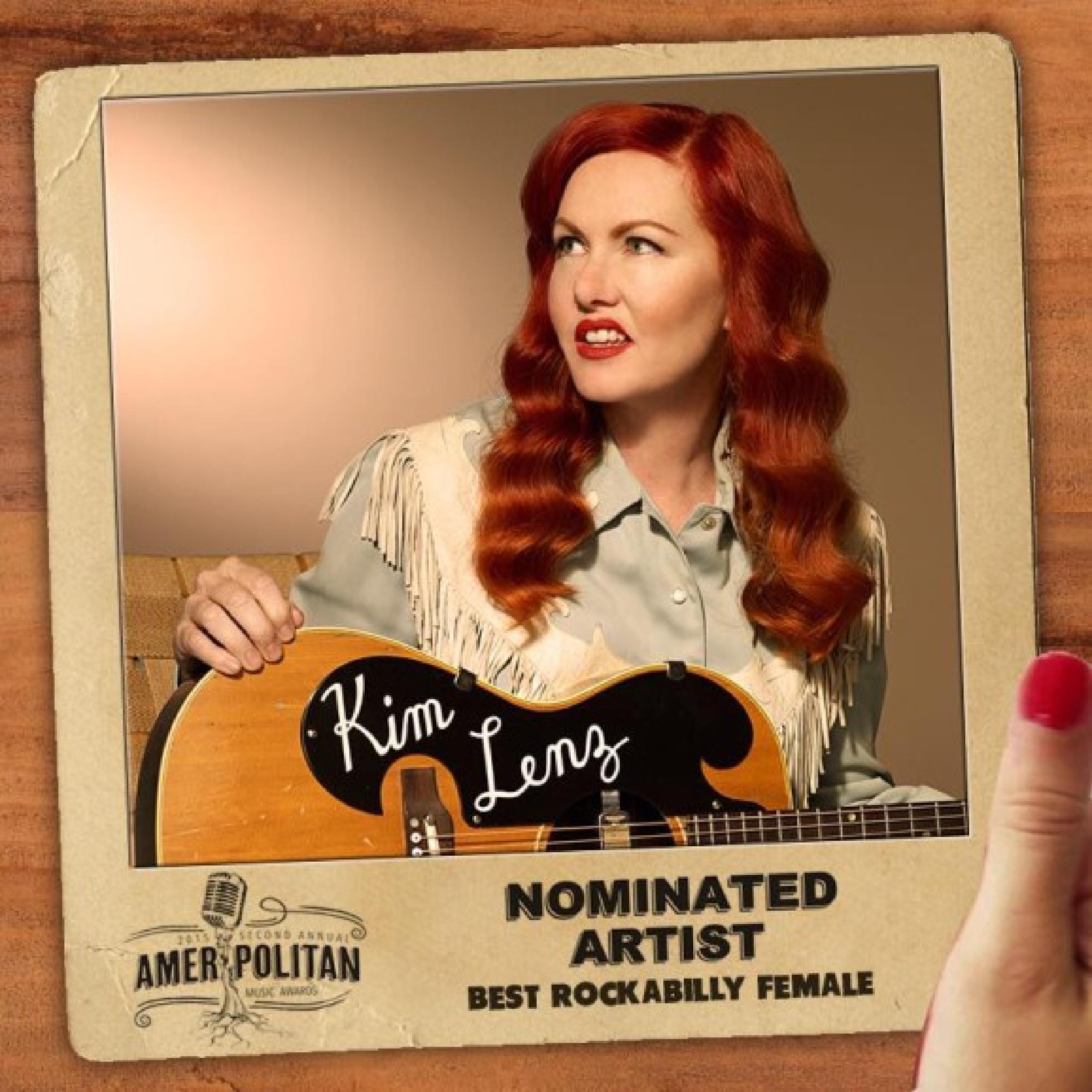Kim Lenz imágenes promo