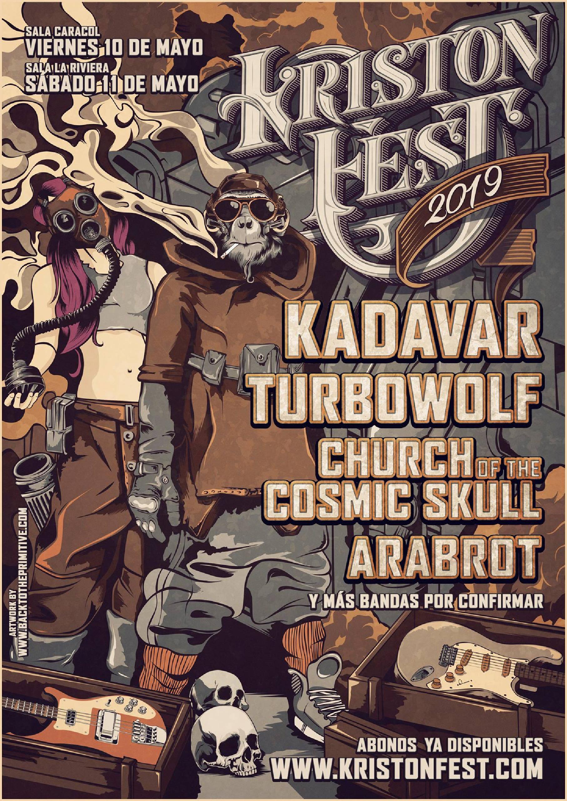 Cartel Kriston Fest 2019