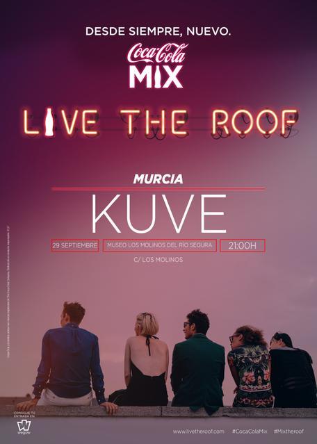 Kuve LIVE THE ROOF | Murcia