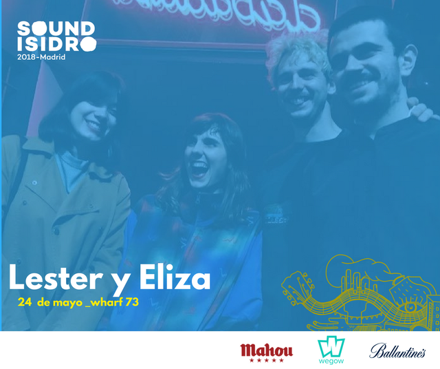 Lester y Eliza SI 2018