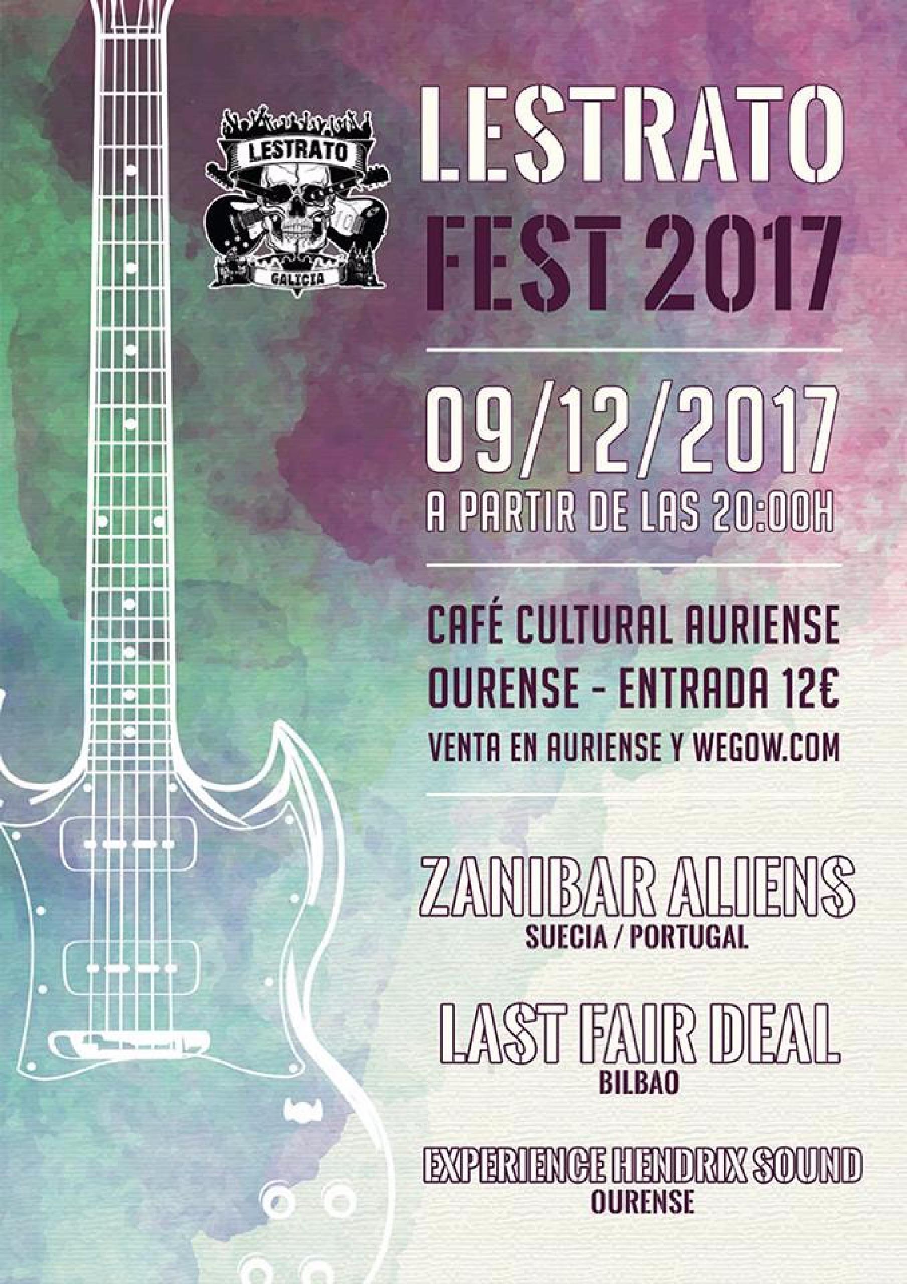LESTRATO FEST 2017