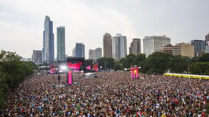 Lollapalooza Chicago Picture