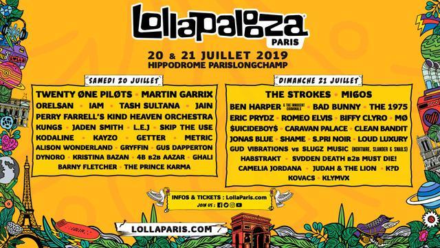 Lollapalooza Paris Picture