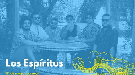 Los Espíritus en Sound Isidro 2018