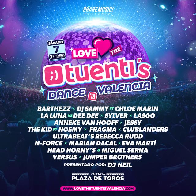 Love The Tuenti's Dance Valencia
