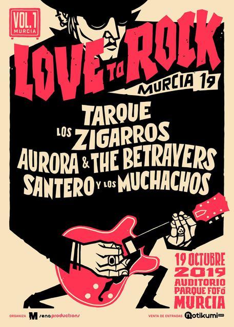 Love To Rock: Murcia