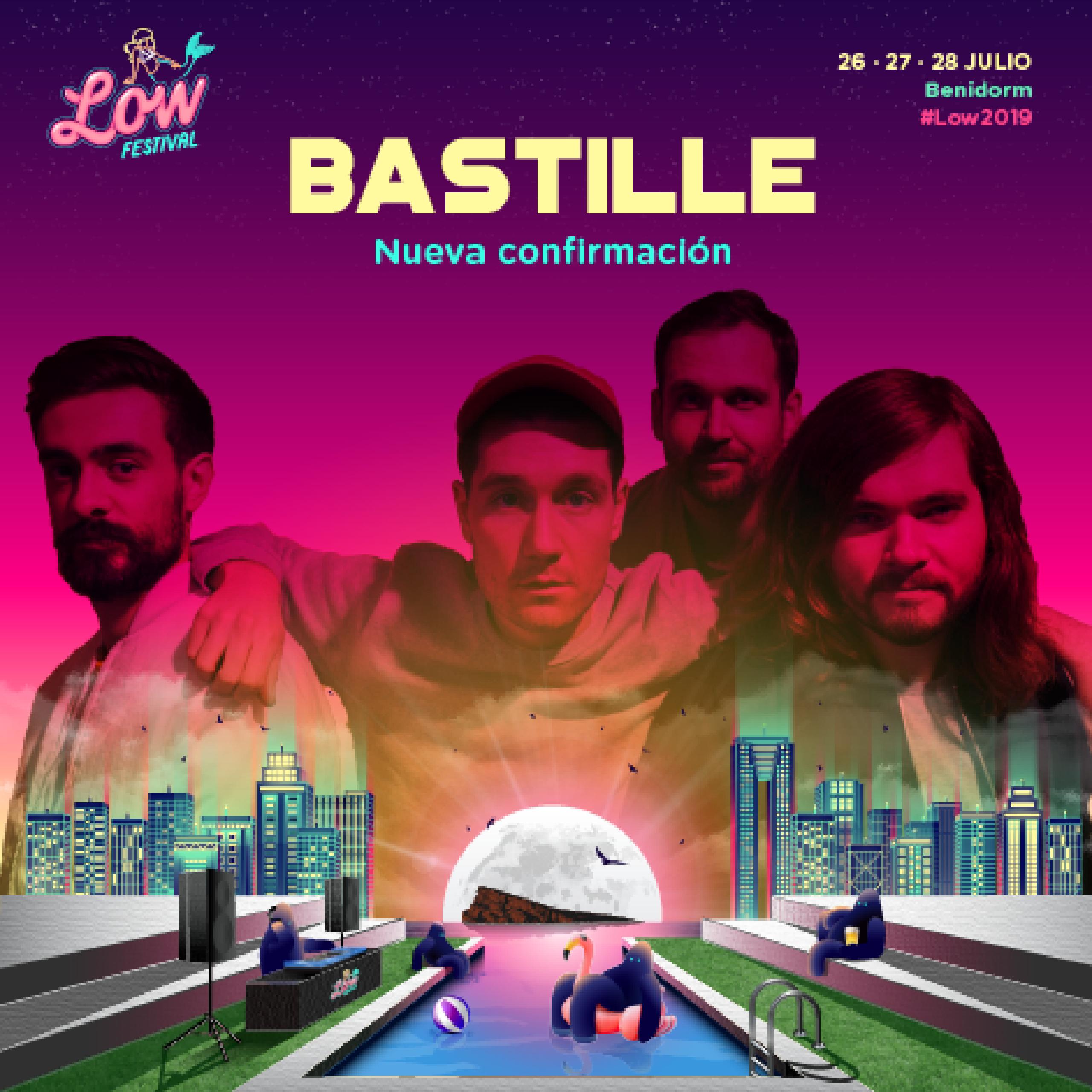 Segunda confirmación Low Festival