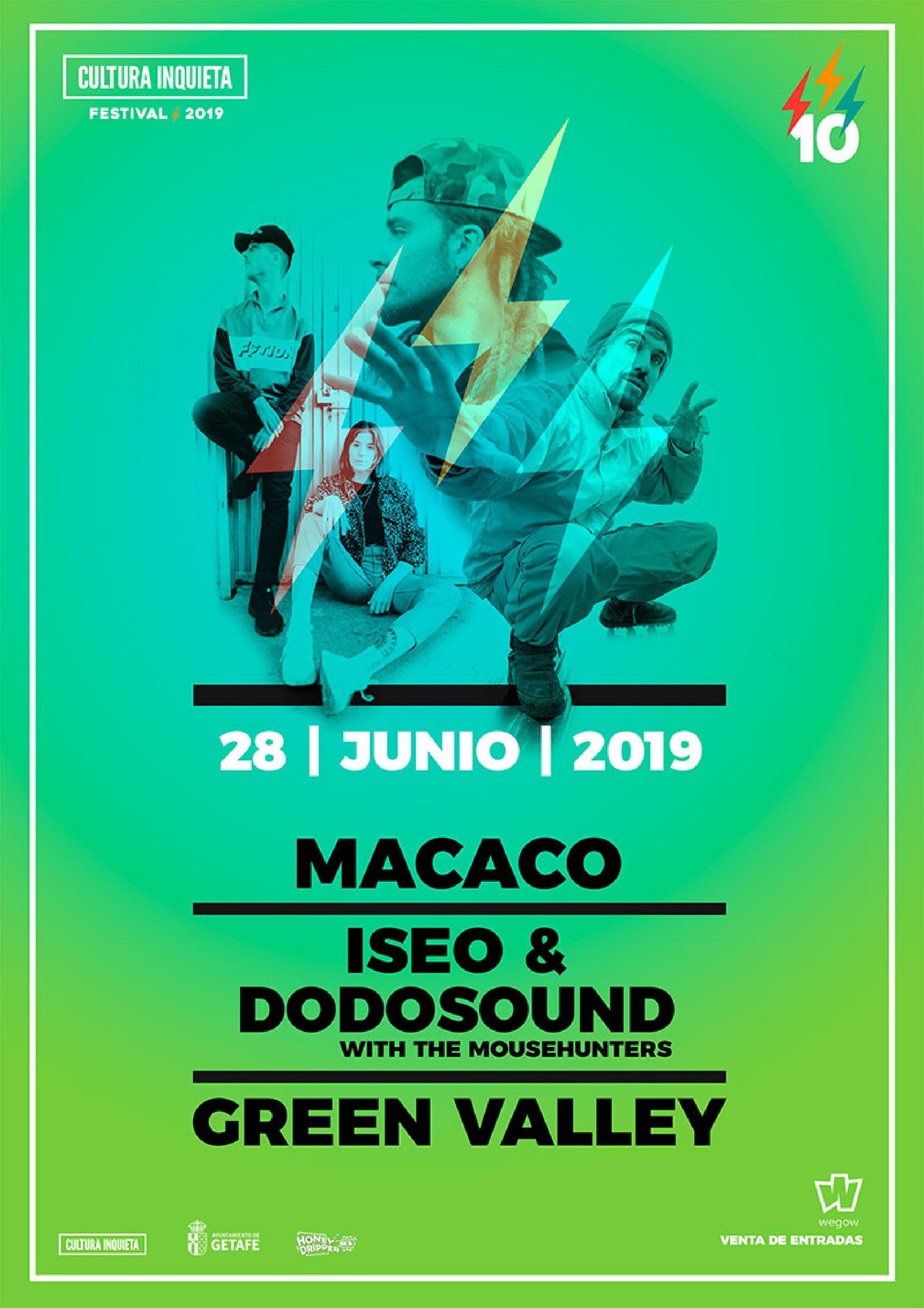 Viernes 28 junio de 2019