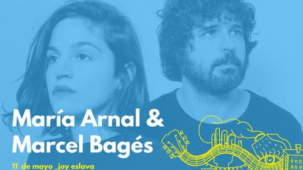 María Arnal y Marcel Bagés en Sound Isidro 2018