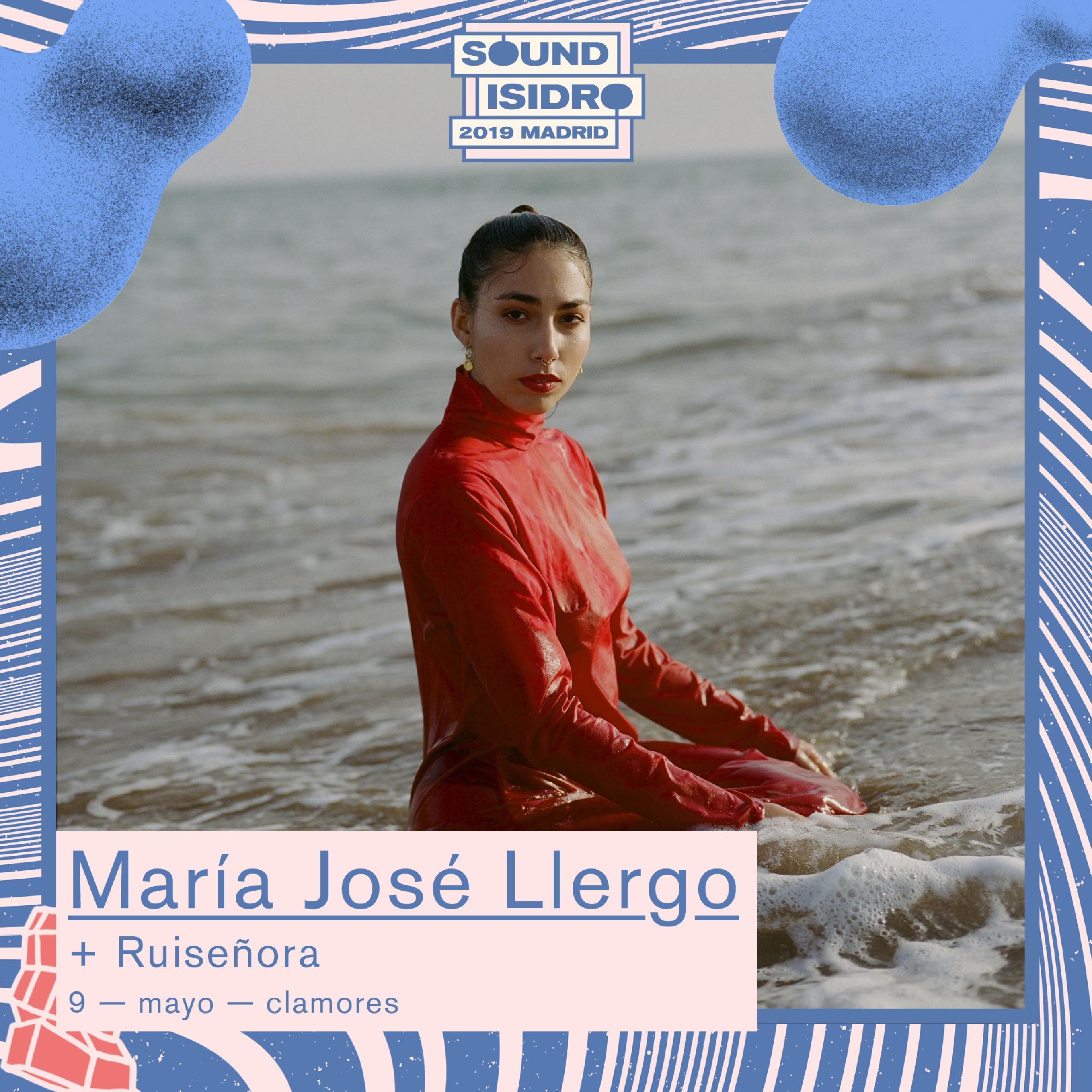 María jose Llergo concierto Madrid Sound Isidro