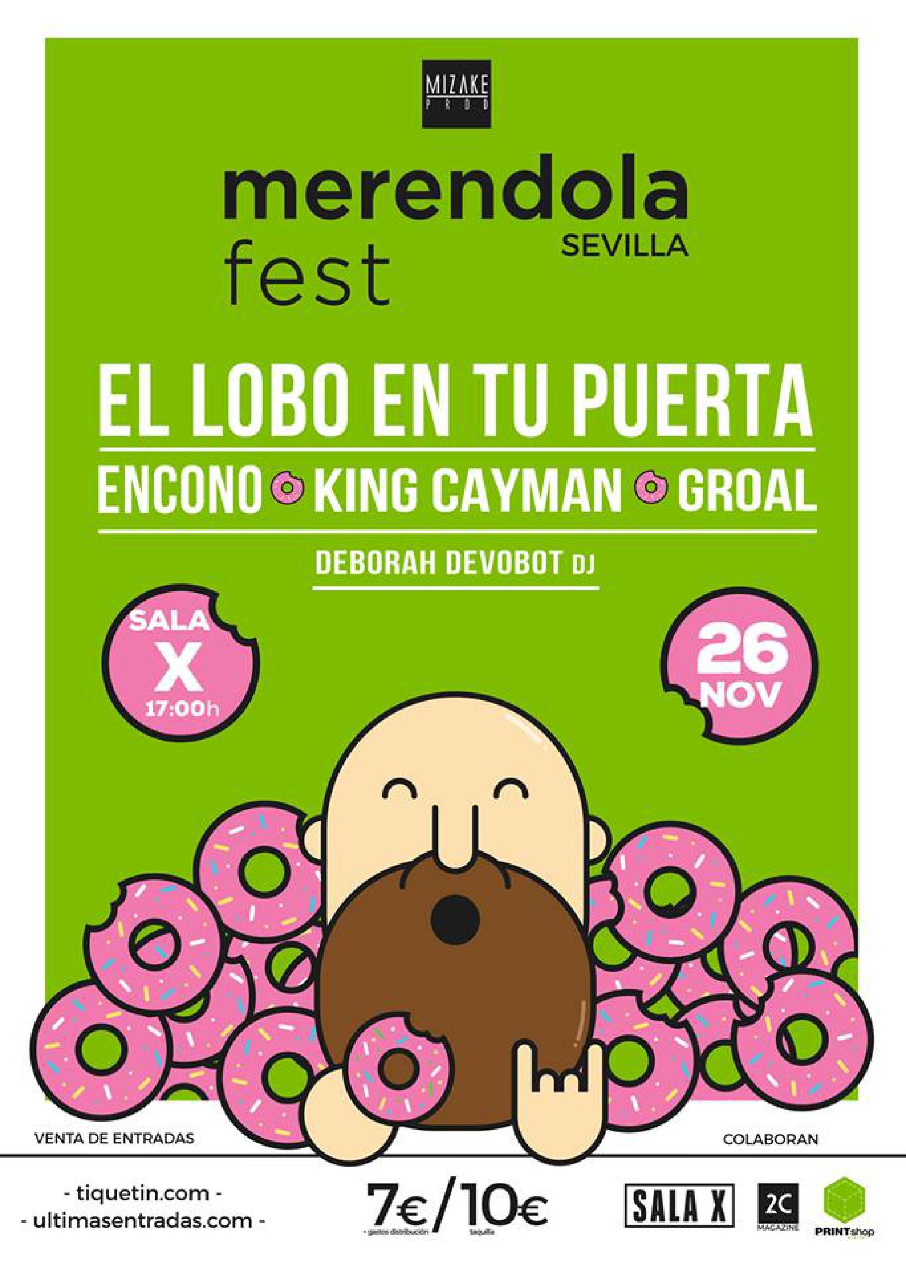 Merendola Fest Sevilla