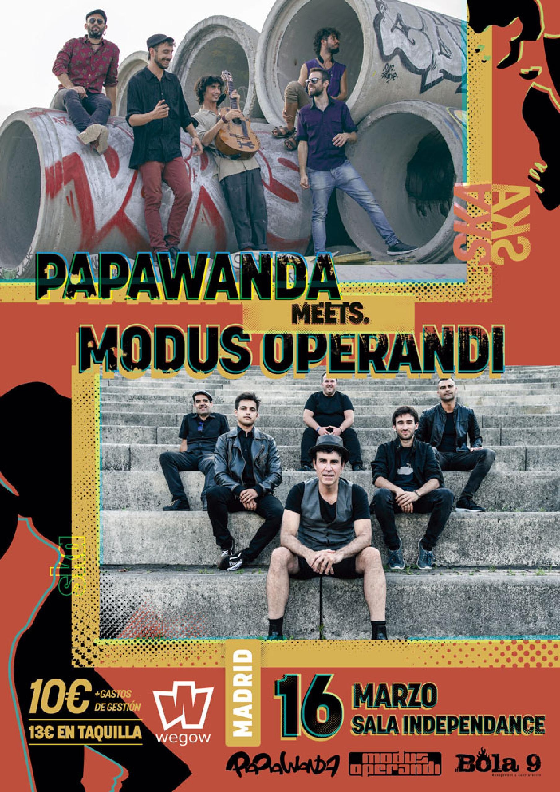 PAPAWANDA - MODUS OPERANDI