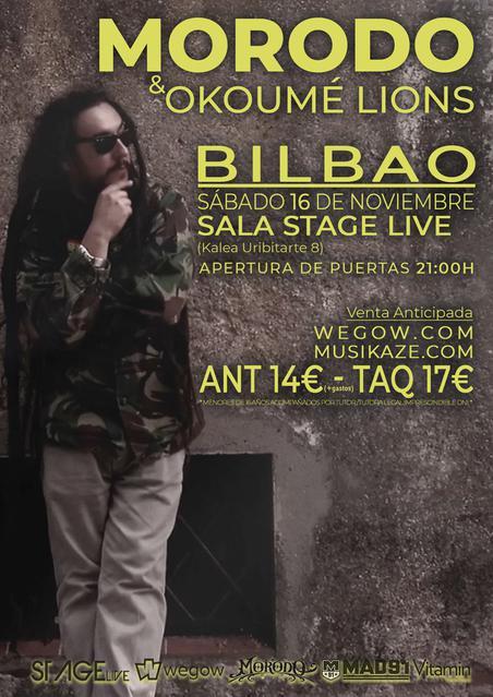 Sala Stage Live de Bilbo