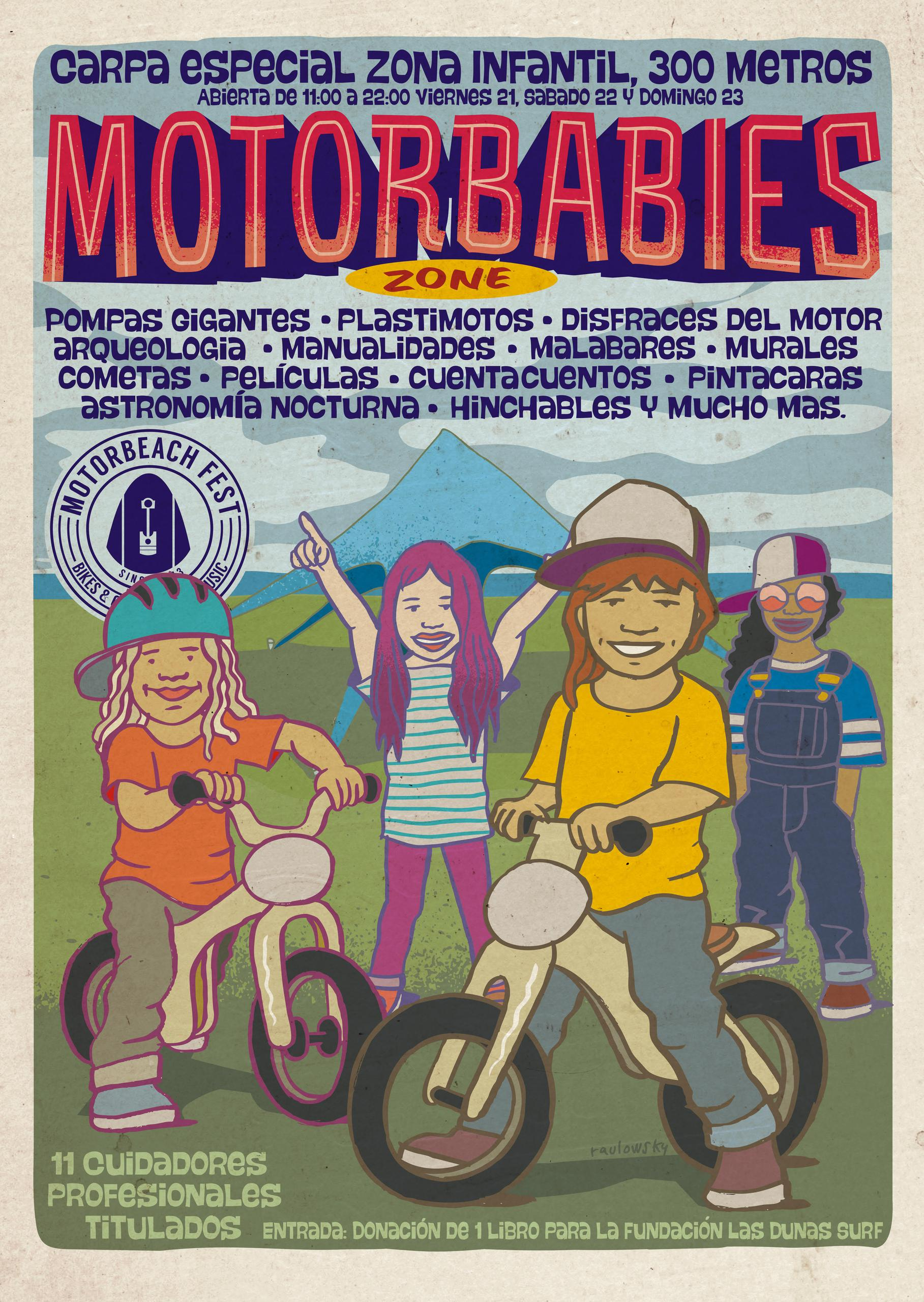 Motorbabies Zone