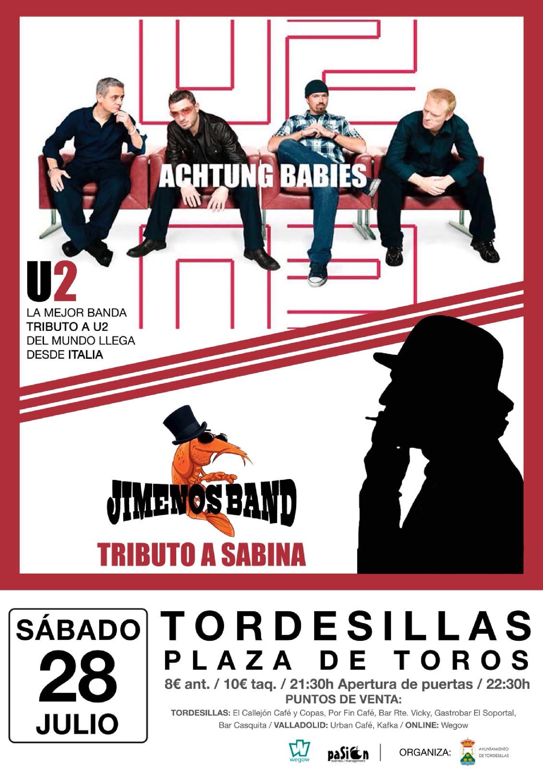Tributo Tordesillas