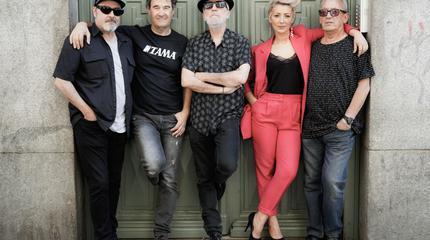 ¡La auténtica banda de Sabina!