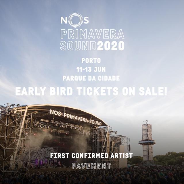 Foto de NOS Primavera Sound 2020