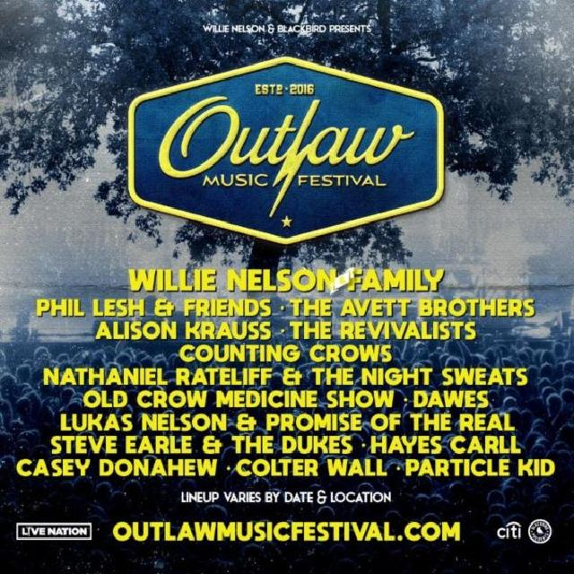 Outlaw Music Fest Picture