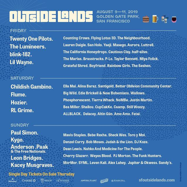 Outside Lands Picture
