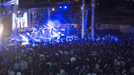 Plissken Festival Picture