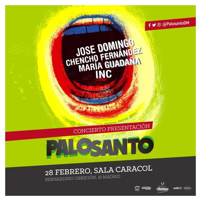 Jose Domingo - Chencho Fernández - María Guadaña - INC