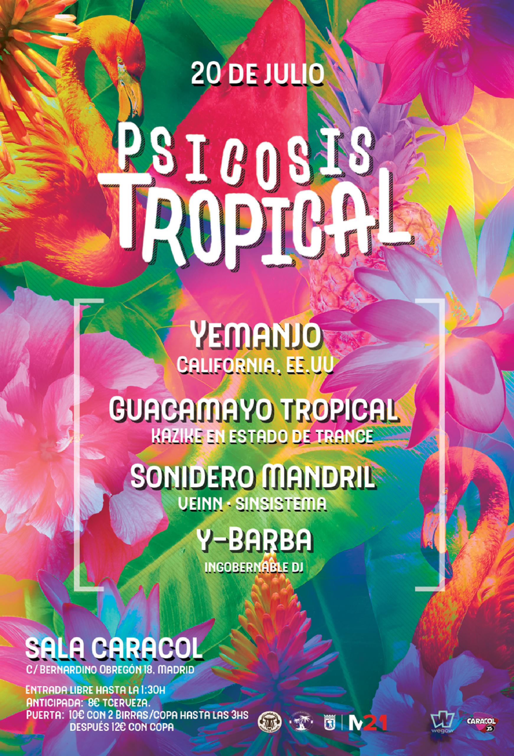 Cartel verano 2018