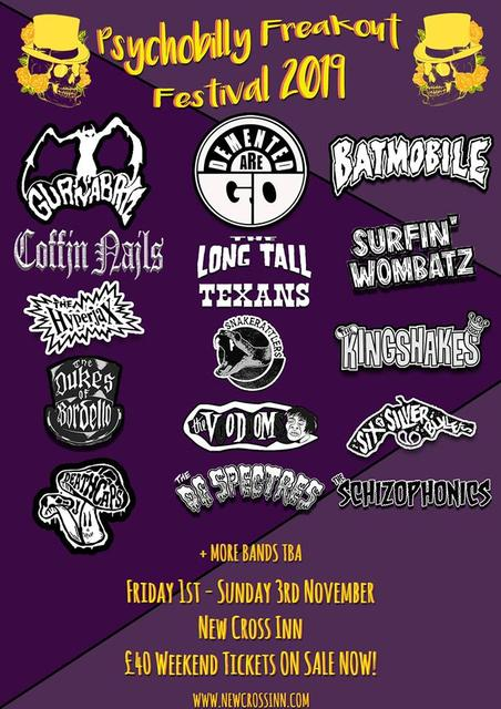 Psychobilly Freakout Fest Picture