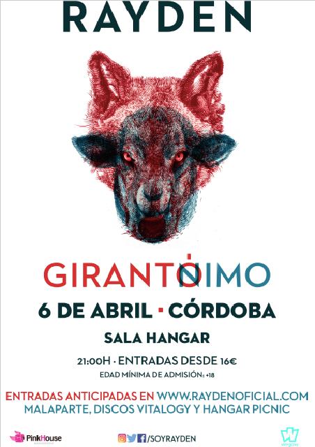 Cartel Córdoba