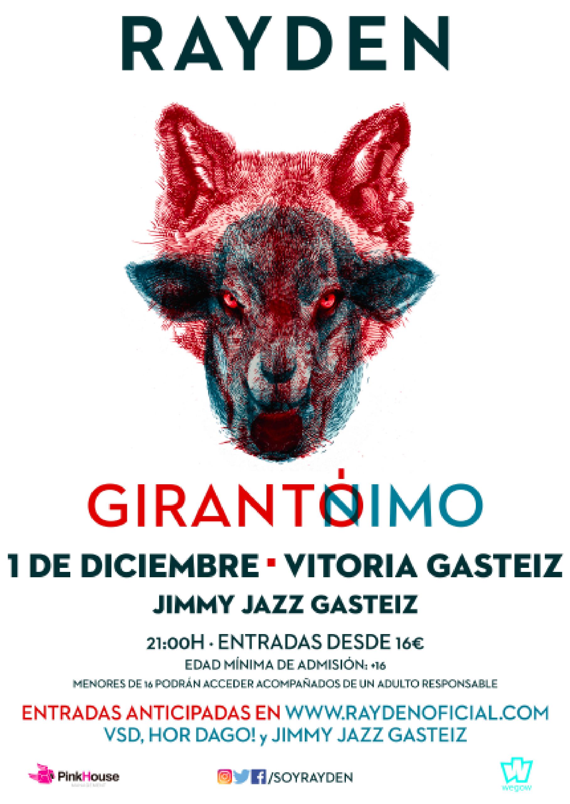 Cartel Vitoria Gasteiz