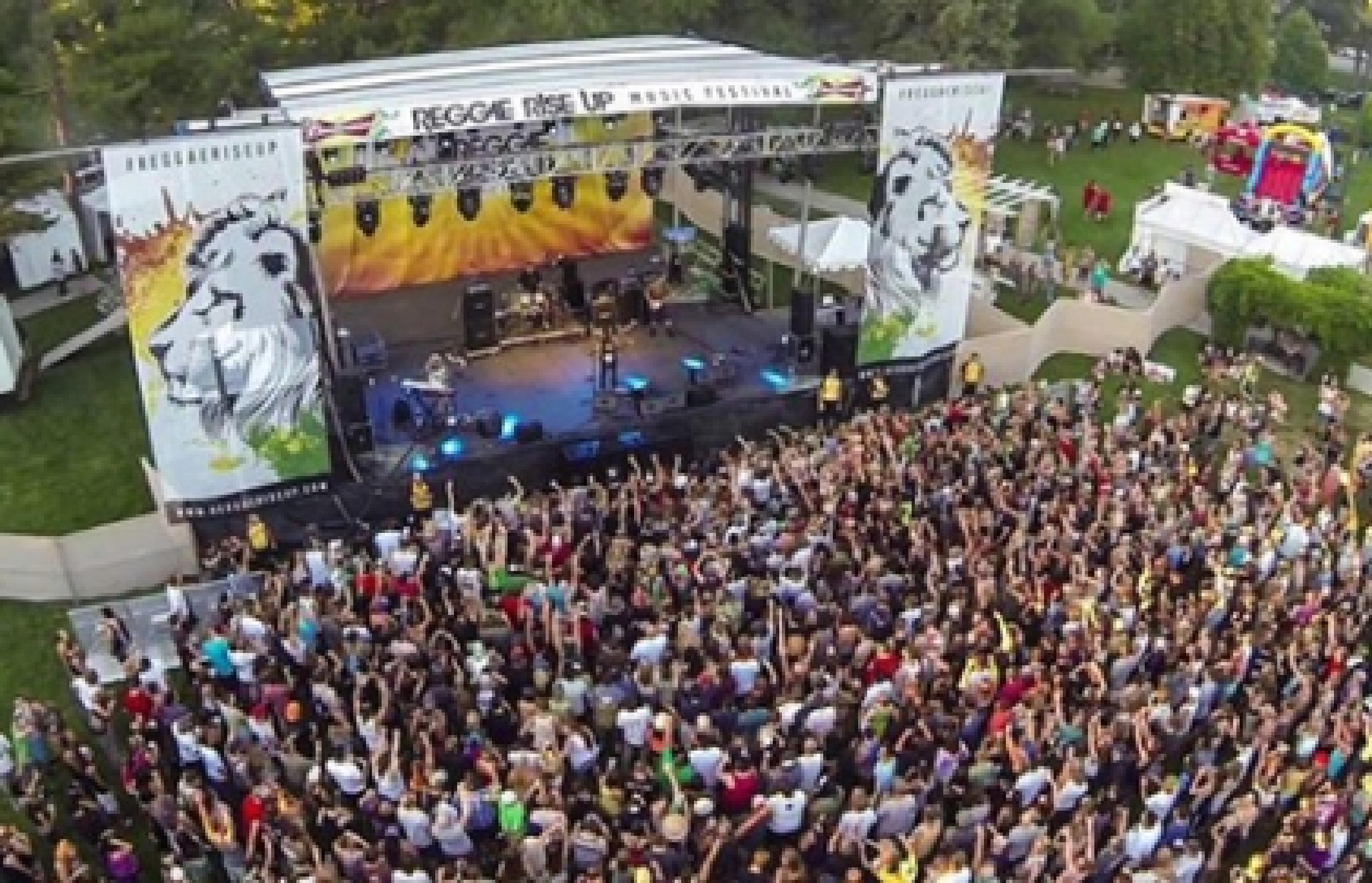 Reggae Rise Up Picture