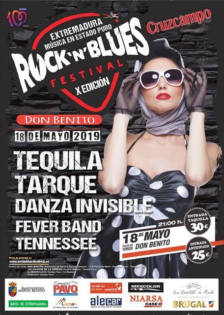 Cartel Rock N Blues 2019