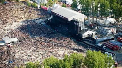 Rock Werchter Picture