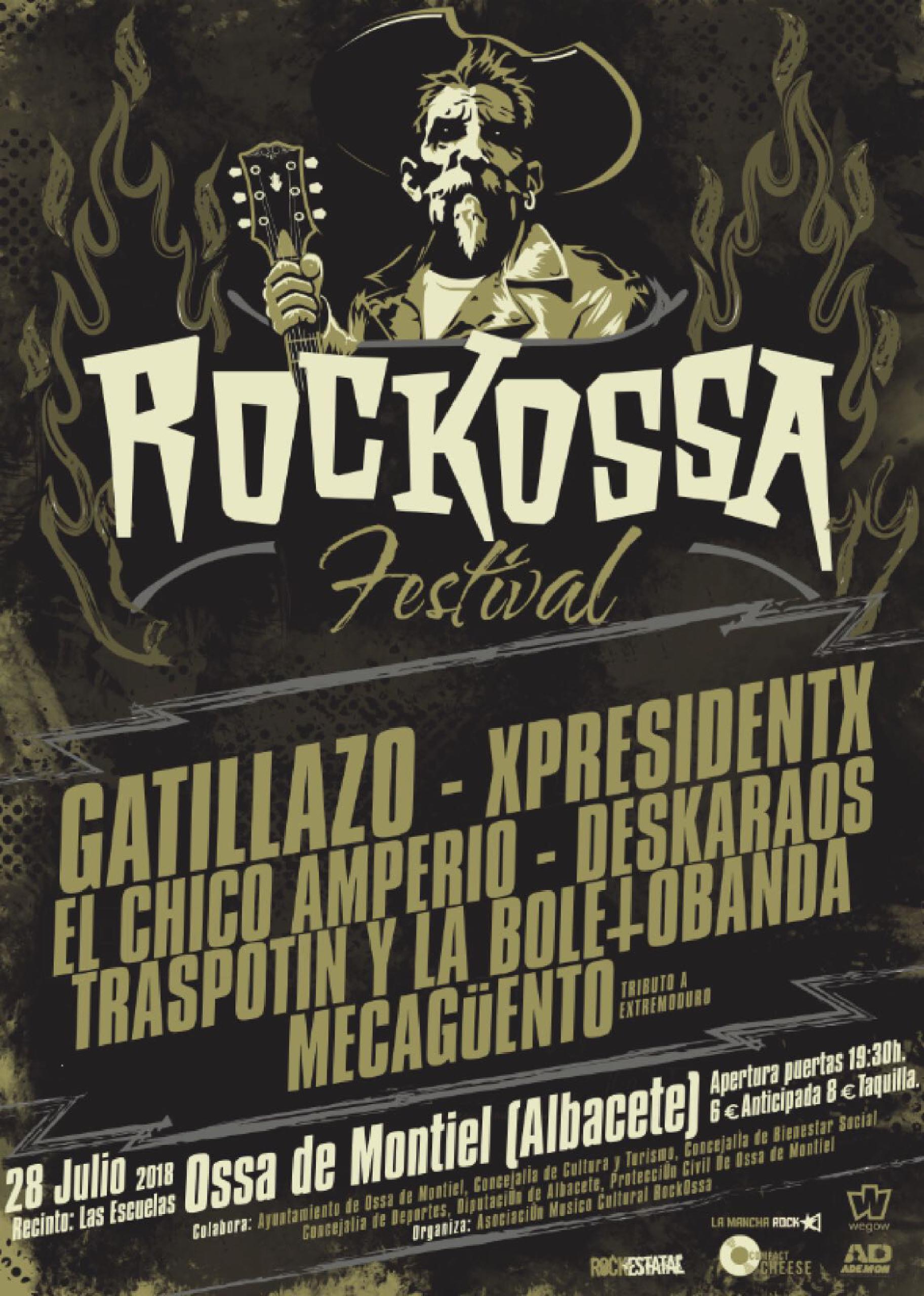 Rockossa Festival
