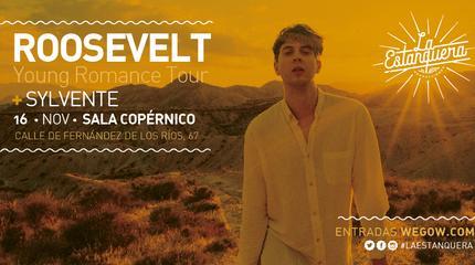 ROOSEVELT + Sylvente