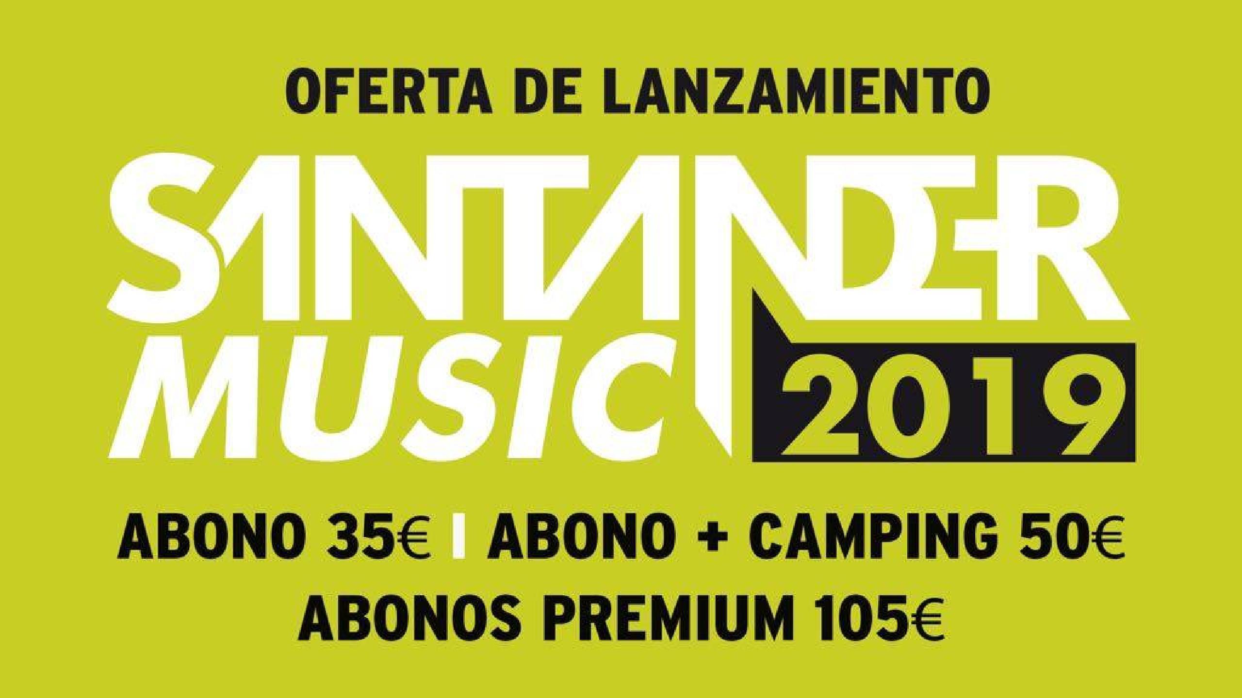 Foto de Santander Music 2019