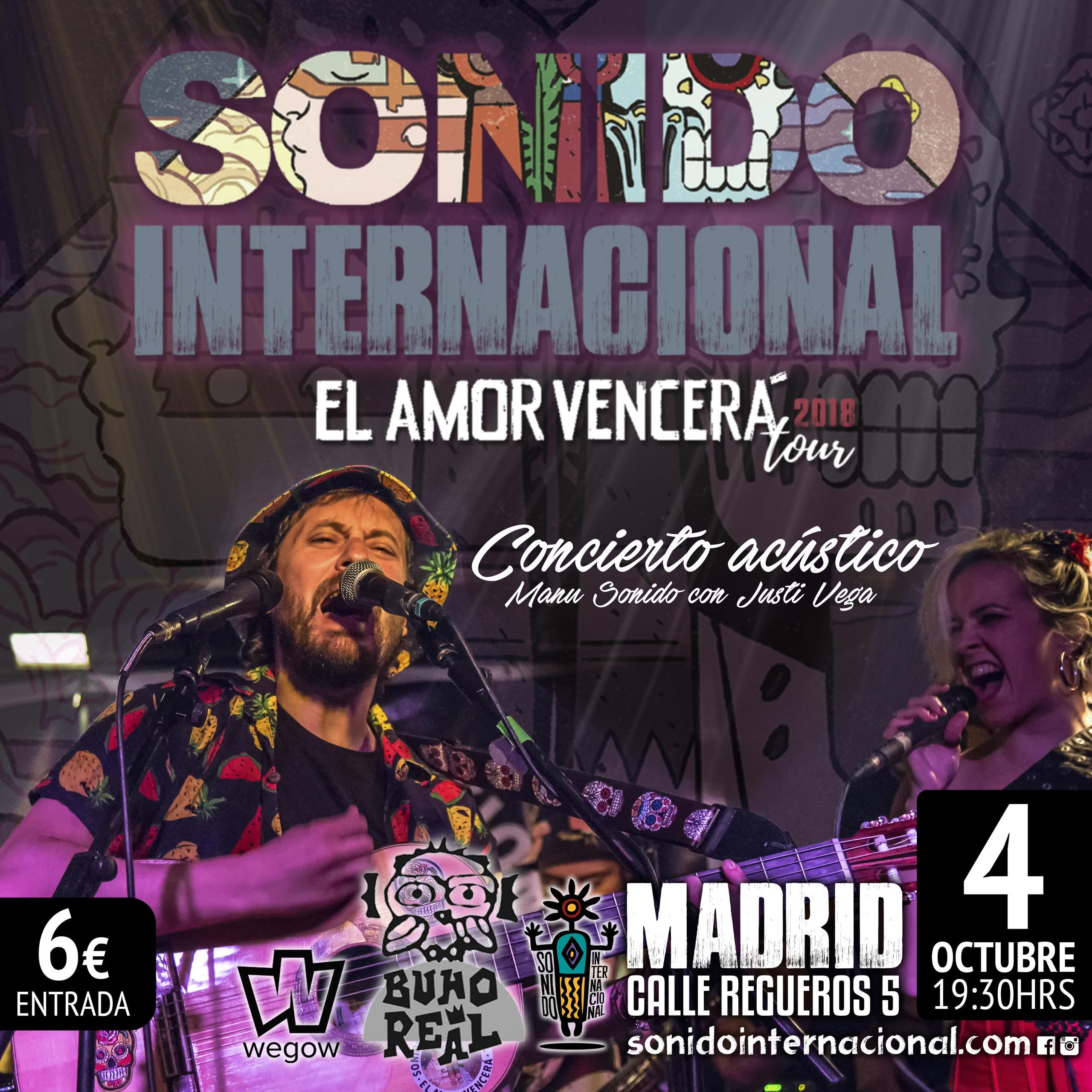 sonido internacional