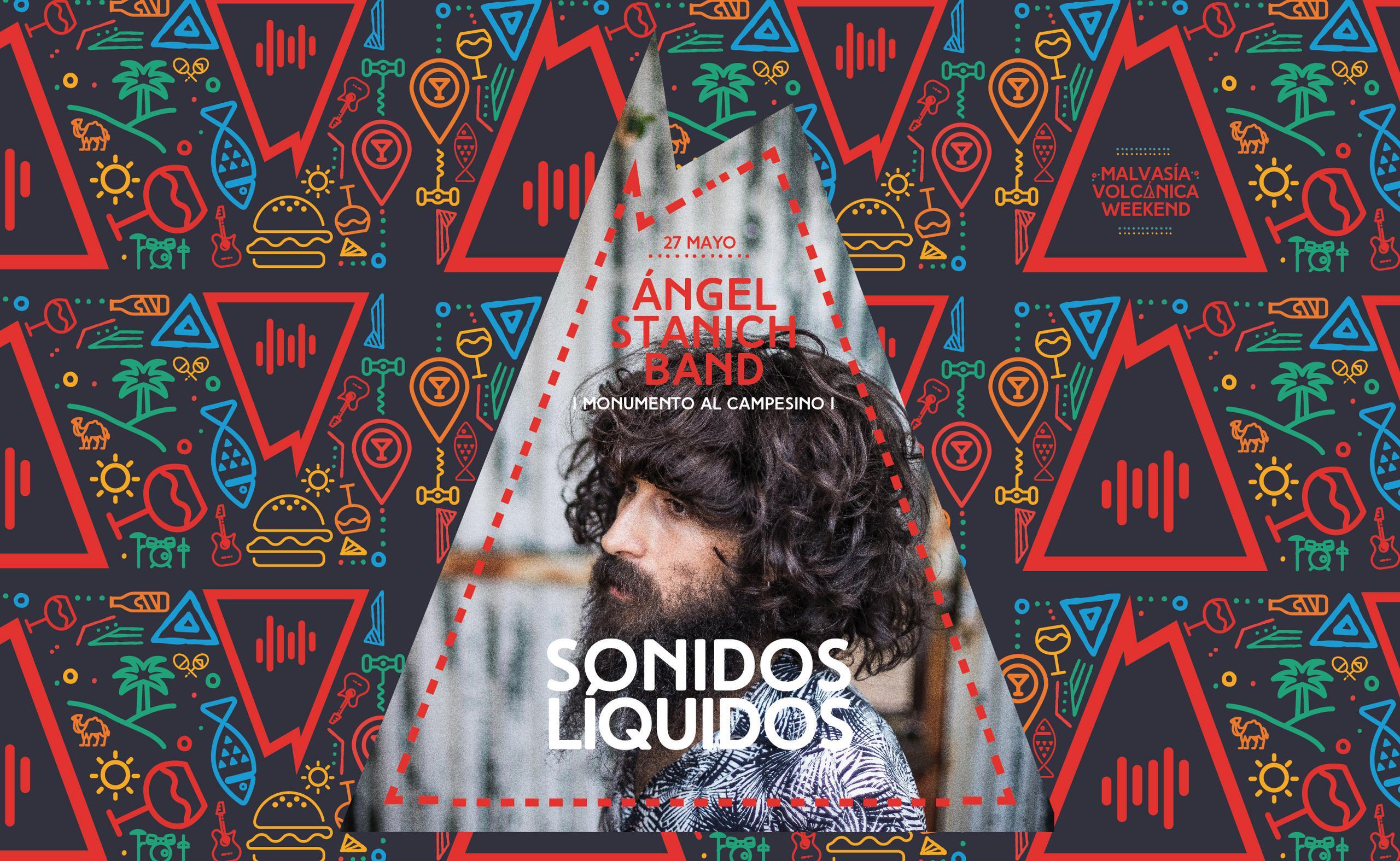 angel stanich sonidos liquidos