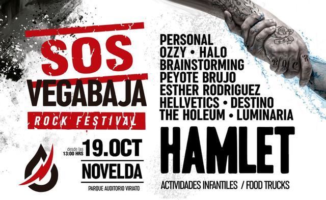 SOS Vegabaja Rock Festival