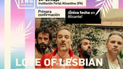 Love Of Lesbian Confirmación Spring Festival 2019