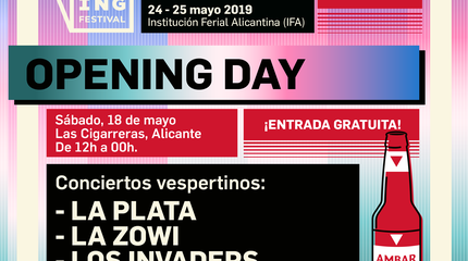 Opening Day Spring Festival 2019