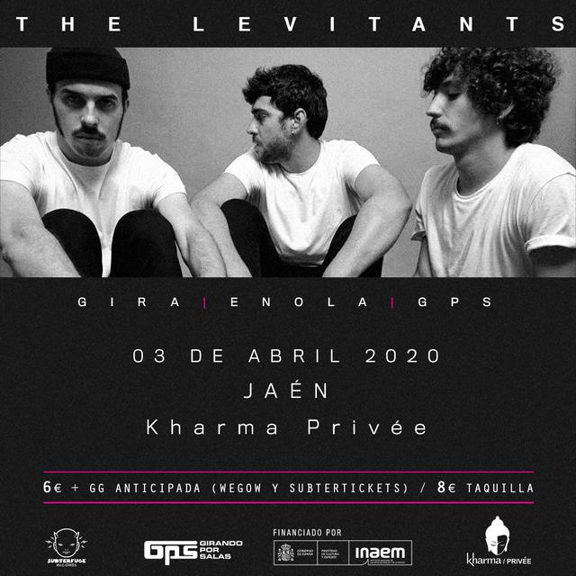 the levitants en jaén