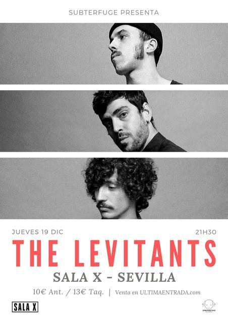 The Levitants en Sala X, Sevilla