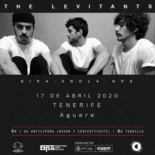 the levitants en tenerife