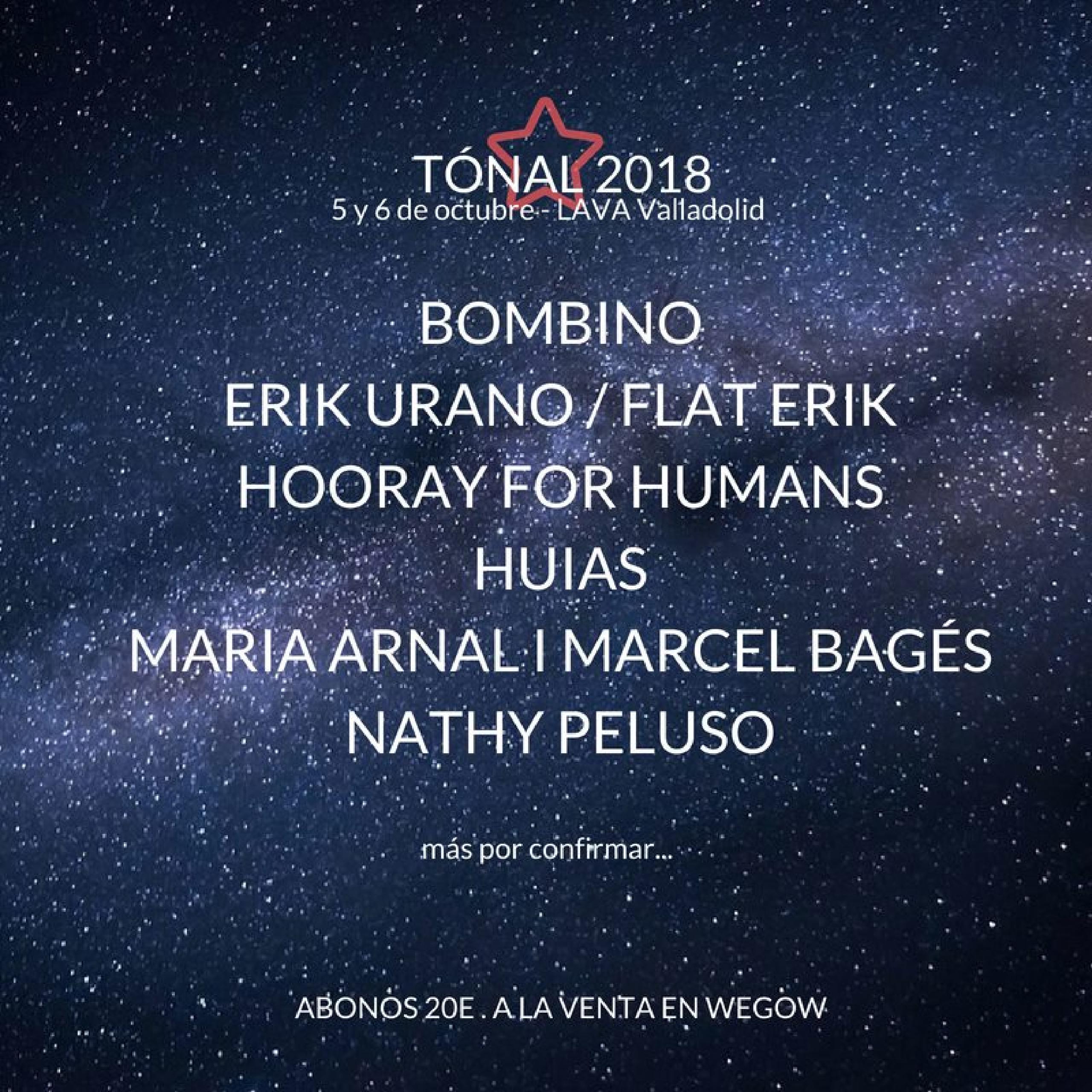 Tonal 2018
