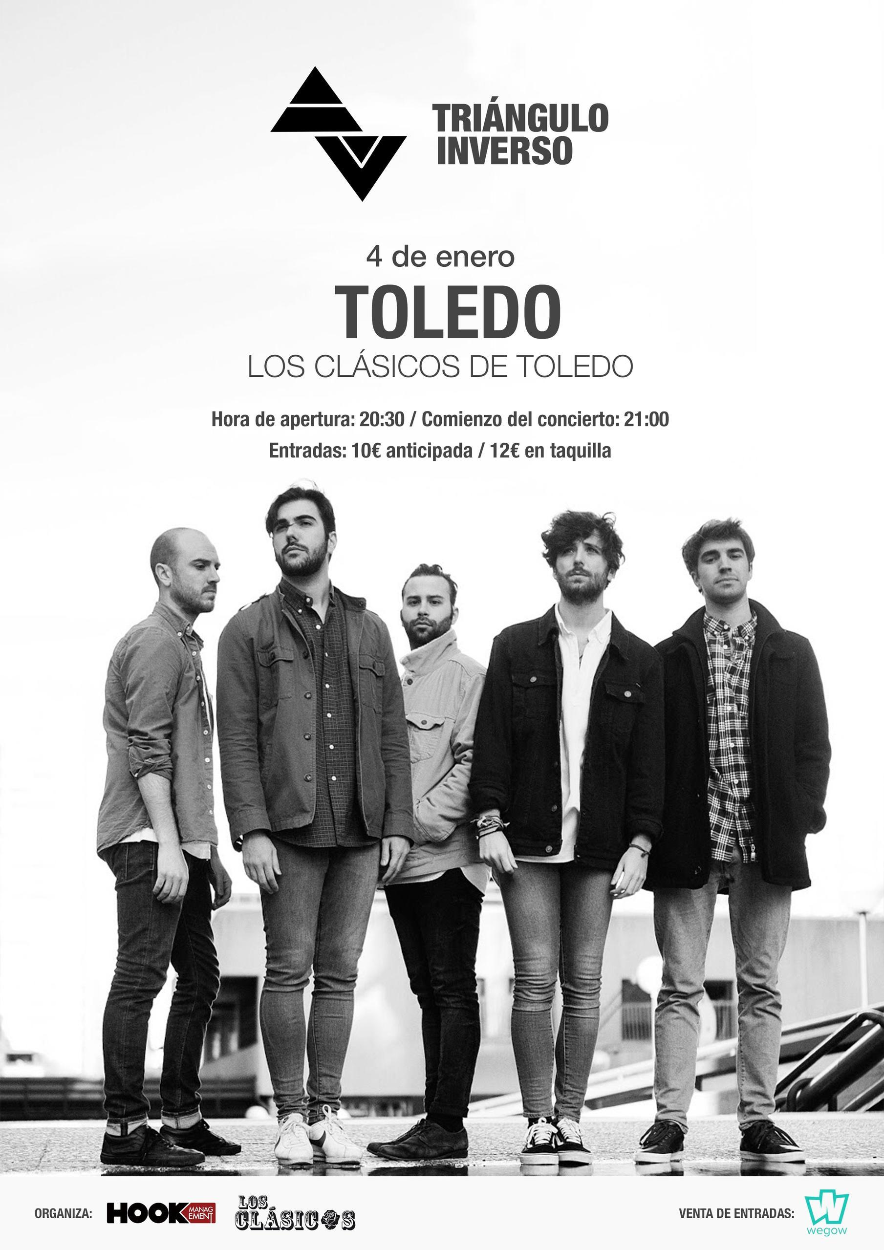 Triángulo Inverso en Los Clásicos de Toledo