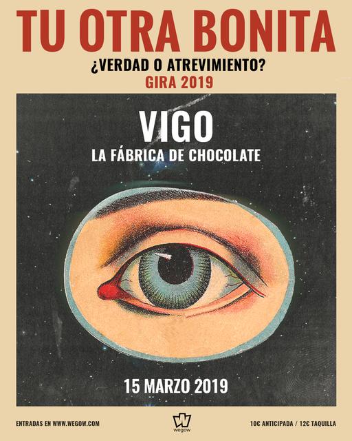Tu Otra Bonita en Vigo | La Fábrica de Chocolate